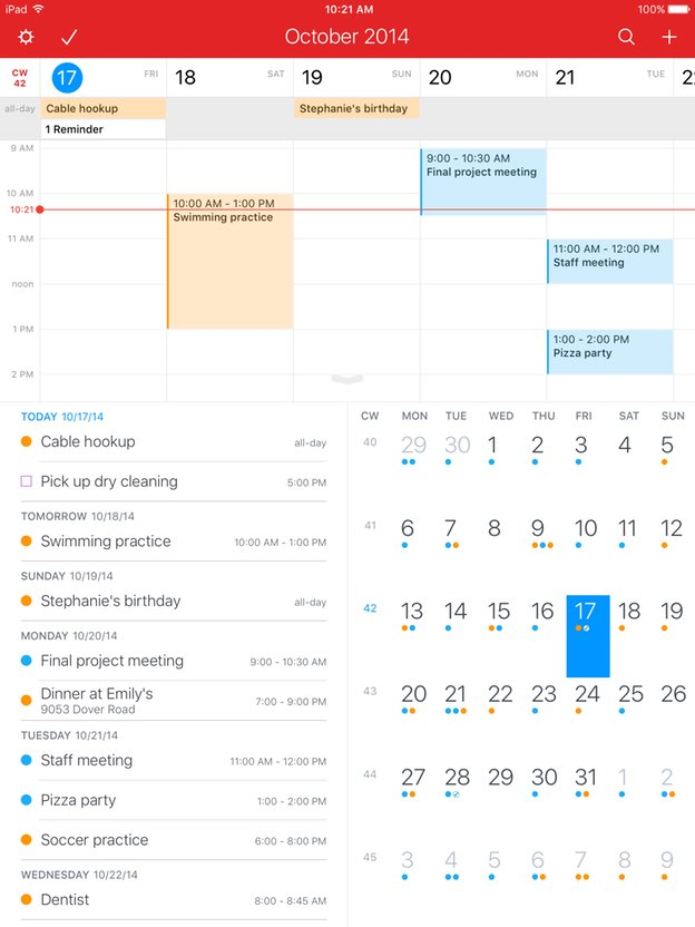 Fantastical 2 Light Theme
