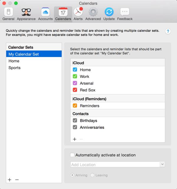 Flexibits | Fantastical 2 for Mac | Meet your Mac's new