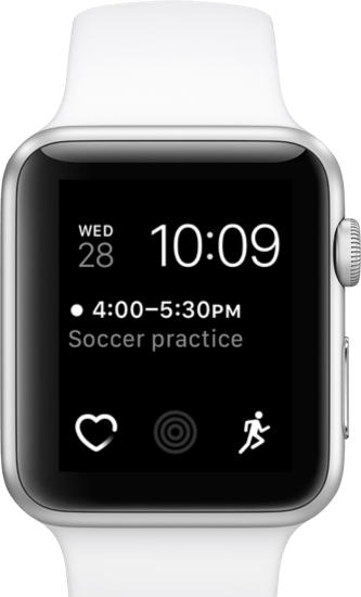 Fantastical 2 for Apple Watch Complication